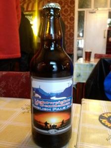 Lightweights and Gentlemen English Pale Ale