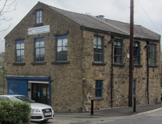 The Irwell Works Brewery