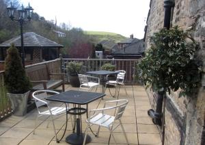 The Terrace at The Rake Inn, Littleborough