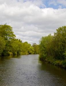 The River Irwell, Ramsbottom